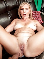 interracial mother watching